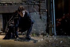"GOTHAM: David Mazouz in ""The Fear Reaper"" episode of GOTHAM airing Thursday, Sept. 28 (8:00-9:01 PM ET/PT) on FOX. ©2017 Fox Broadcasting Co. Cr: Jeff Neumann/FOX."