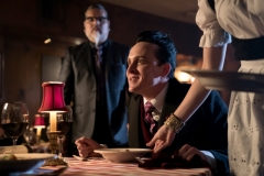 "GOTHAM: Robin Lord Taylor in the ""A Dark Knight: The Blade's Path"" episode of GOTHAM airing Thursday, Oct. 19 (8:00-9:01 PM ET/PT) on FOX. CR: Jessica Miglio/FOX"