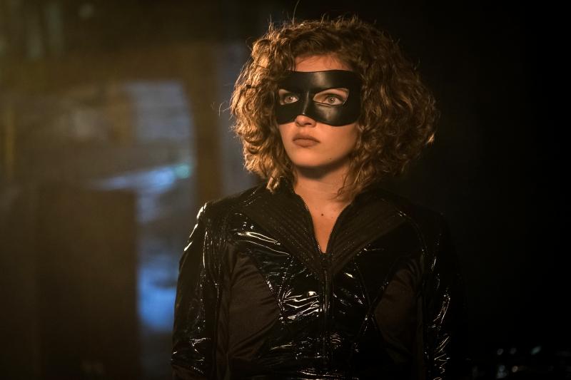 "GOTHAM: Camren Bicondova in the ""A Dark Knight: A Day in the Narrows"" episode of GOTHAM airing Thursday, Nov. 2 (8:00-9:01 PM ET/PT) on FOX. ©2017 Fox Broadcasting Co. Cr: Jeff Neumann/FOX"