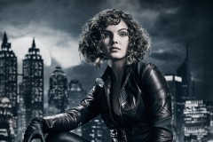 GOTHAM: Camren Bicondova is Selina Kyle. Season 4 of GOTHAM premieres Thursday, Sept. 21 (8:00-9:01 PM ET/PT) on FOX. ©2017 Fox Broadcasting Co. Cr: TOMMY GARCIA / FOX