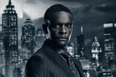 GOTHAM: Chris Chalk is Lucius Fox. Season 4 of GOTHAM premieres Thursday, Sept. 21 (8:00-9:01 PM ET/PT) on FOX. ©2017 Fox Broadcasting Co. Cr: TOMMY GARCIA / FOX