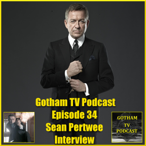 Our interview with Sean Pertwee - Gotham's Alfred Pennyworth