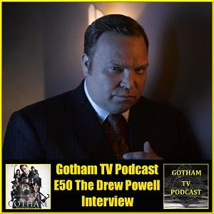 Drew Powell - Gotham's Butch Gilzean