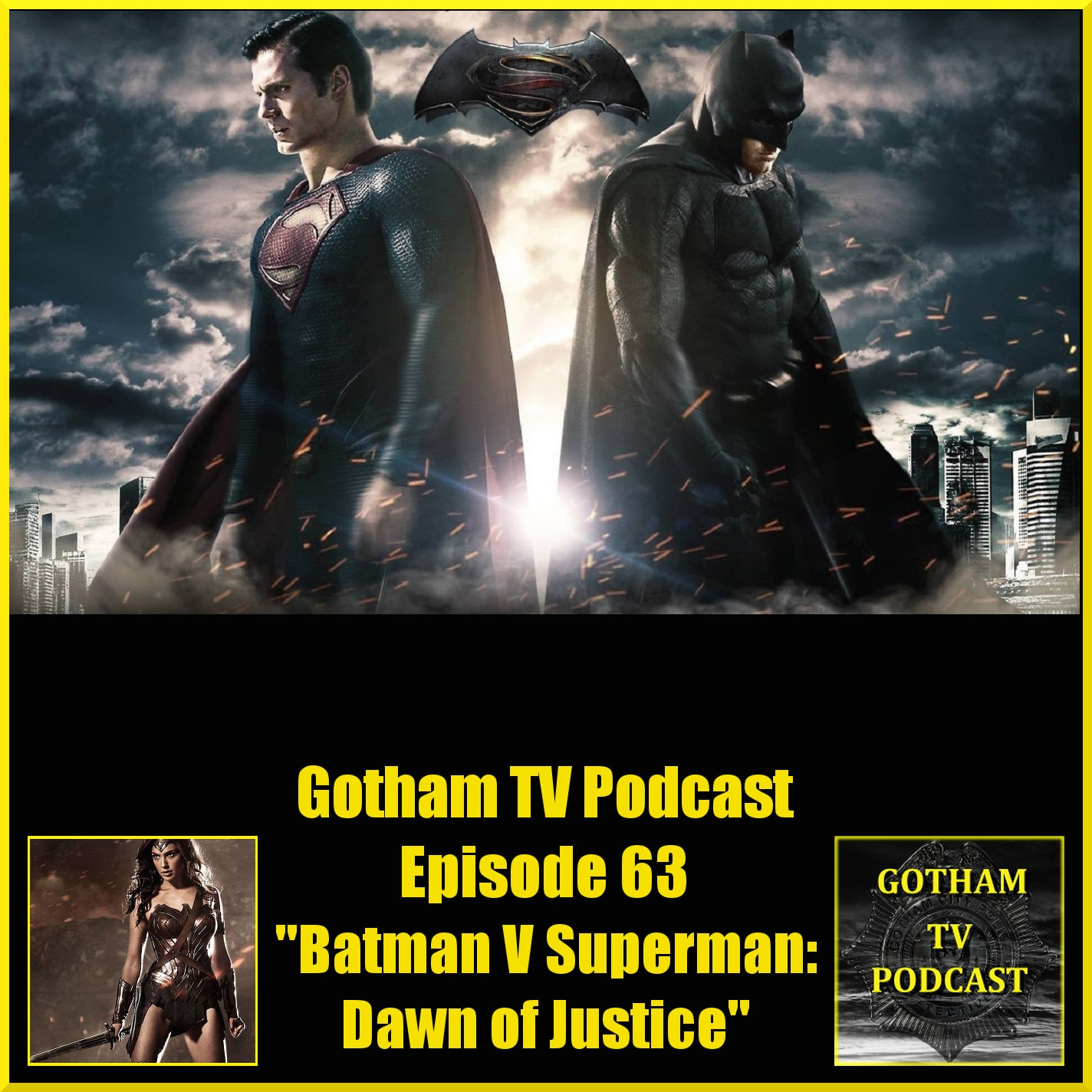 Batman V Superman: Dawn of Justice Review Podcast