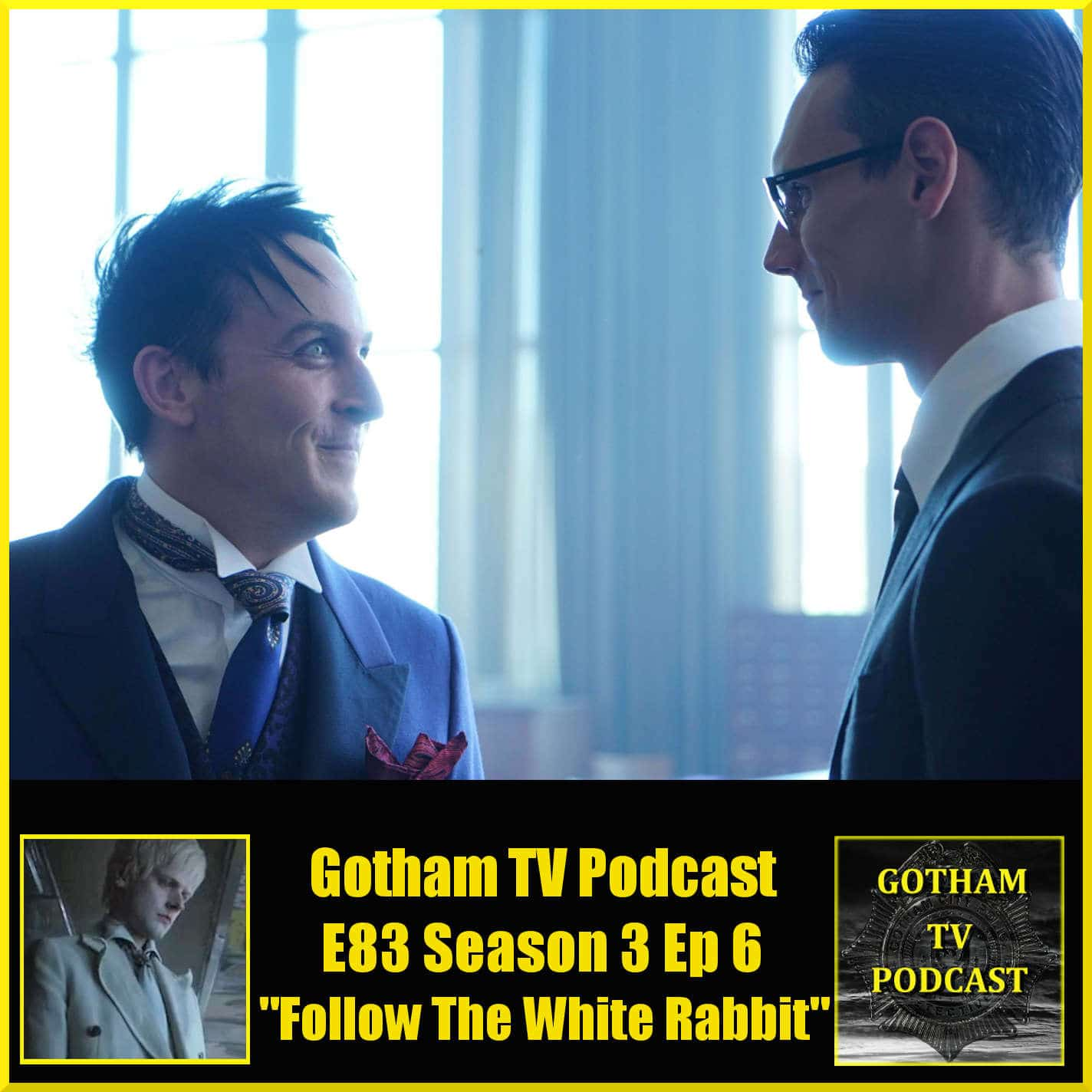 Our Latest Gotham Season 3 Review