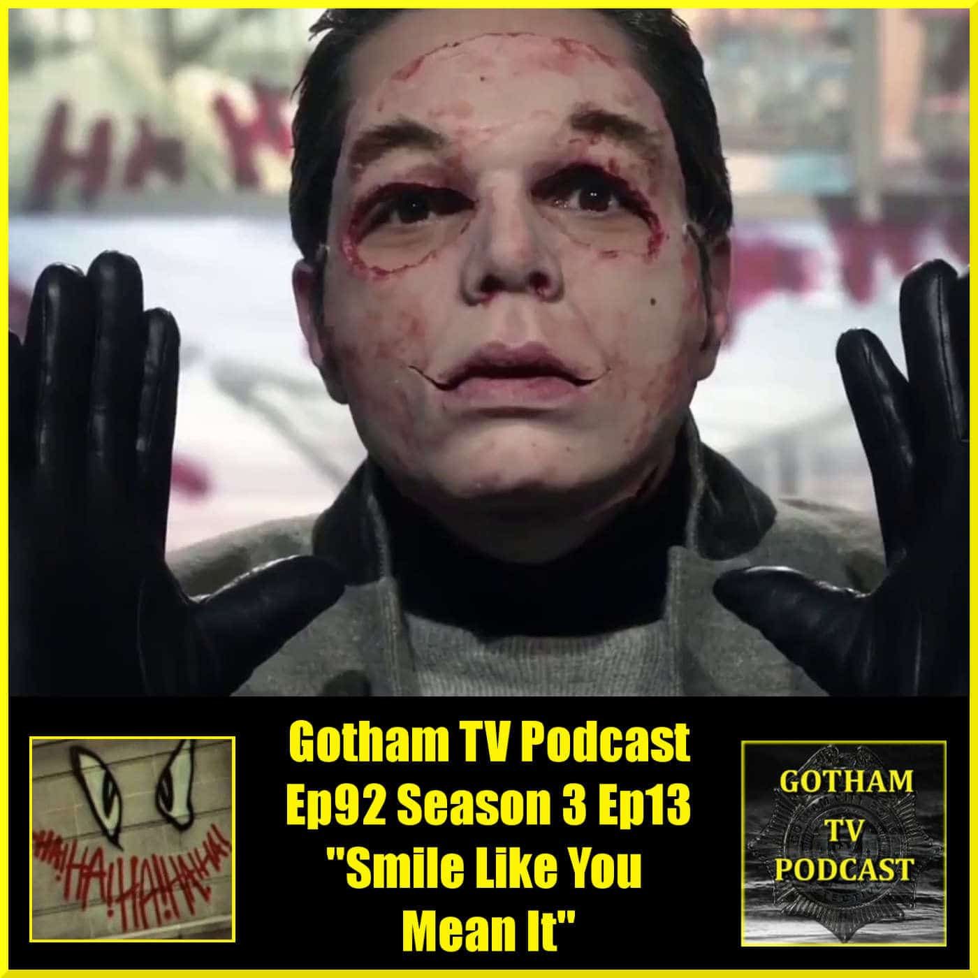 Season 3 2017 Ep 13 123movies To: Gotham Season 3 Episode 13 Review Smile Like You Mean It