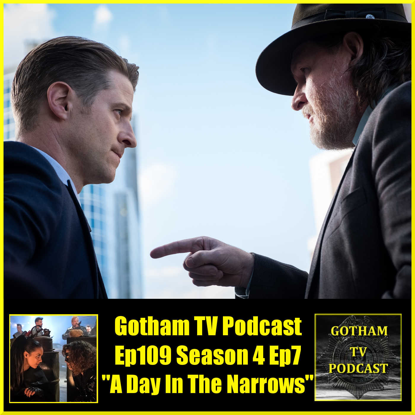 Our Most Recent Episode of Gotham TV Podcast