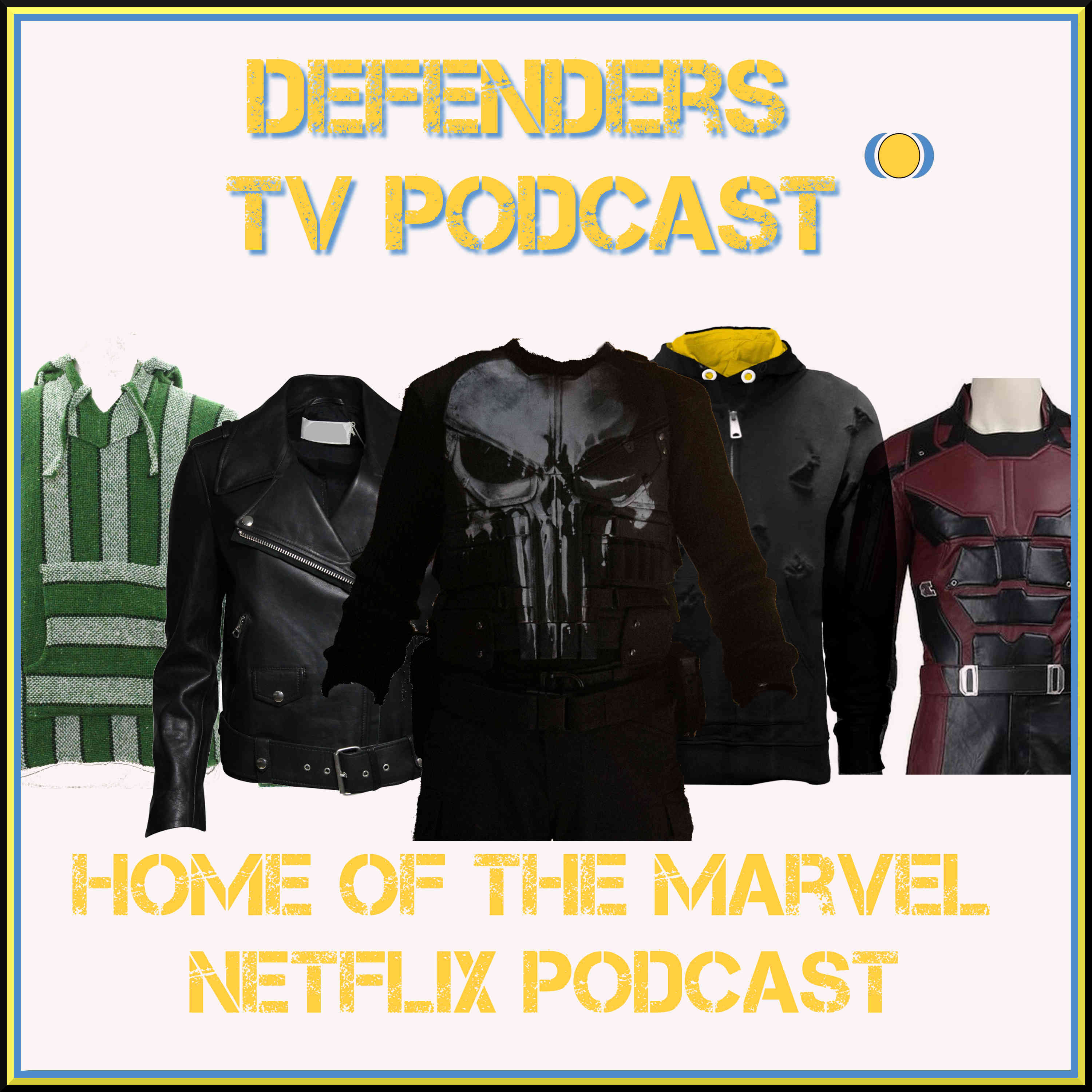 Defenders TV Podcast with Weekly reviews of The Punisher