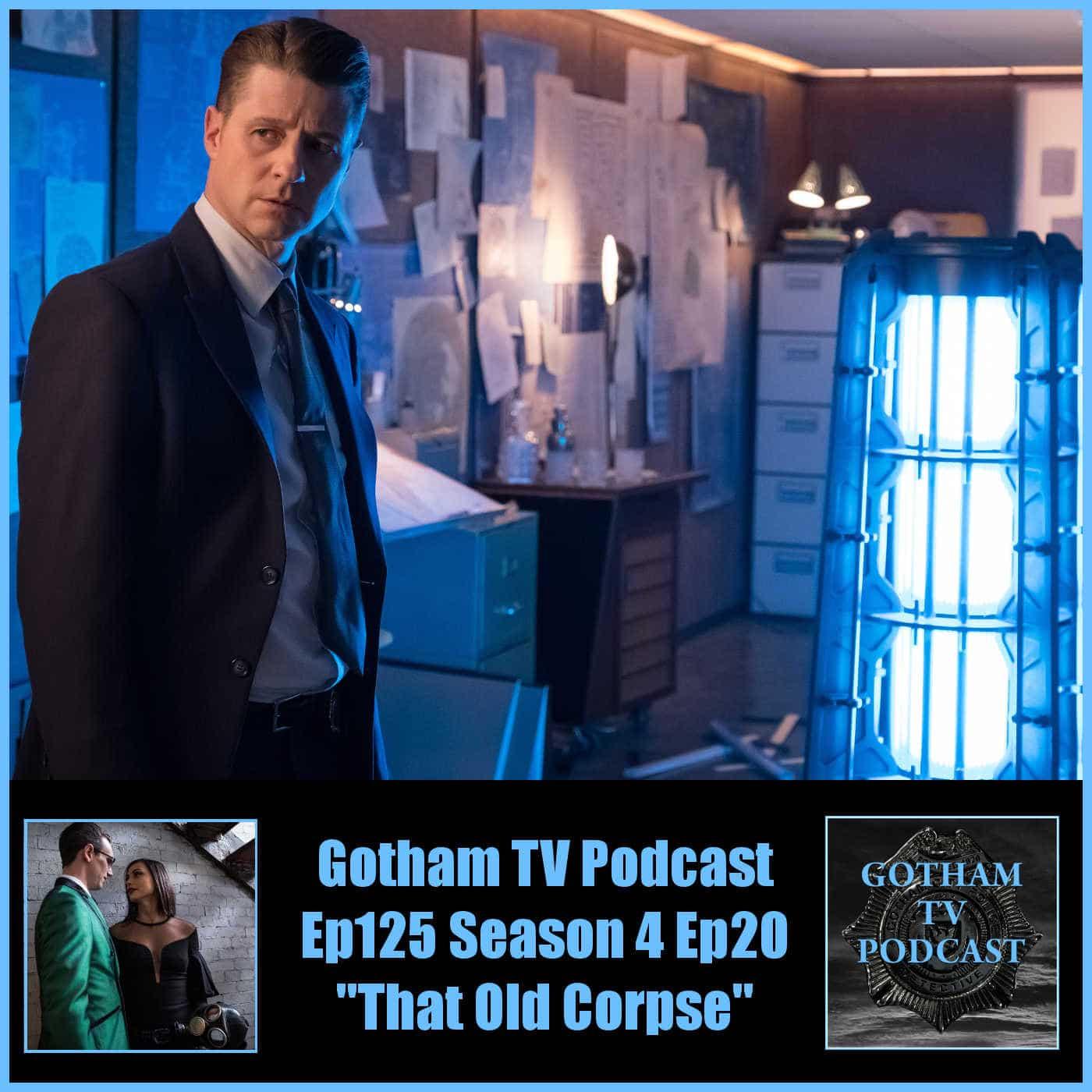 Gotham TV Podcast - The longest running podcast about Gotham